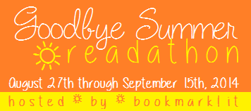 goodbye summer readathon