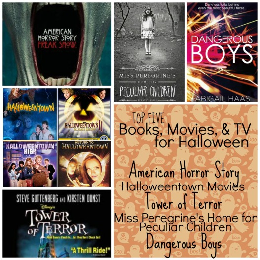 movies books halloween