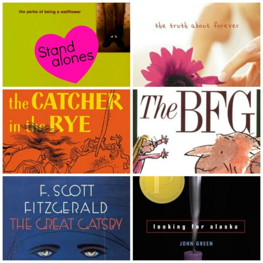 standalone rereads